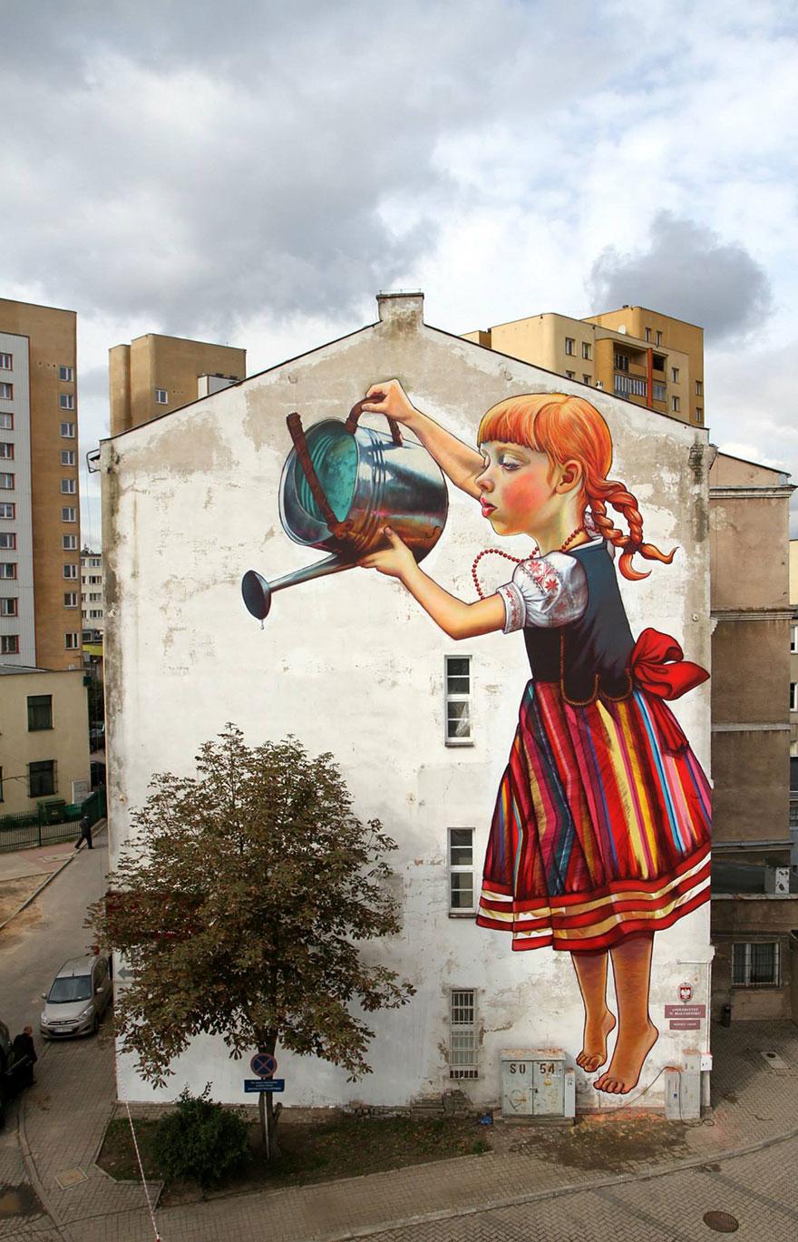 Sokak Sanatının En Güzel Örnekleri!